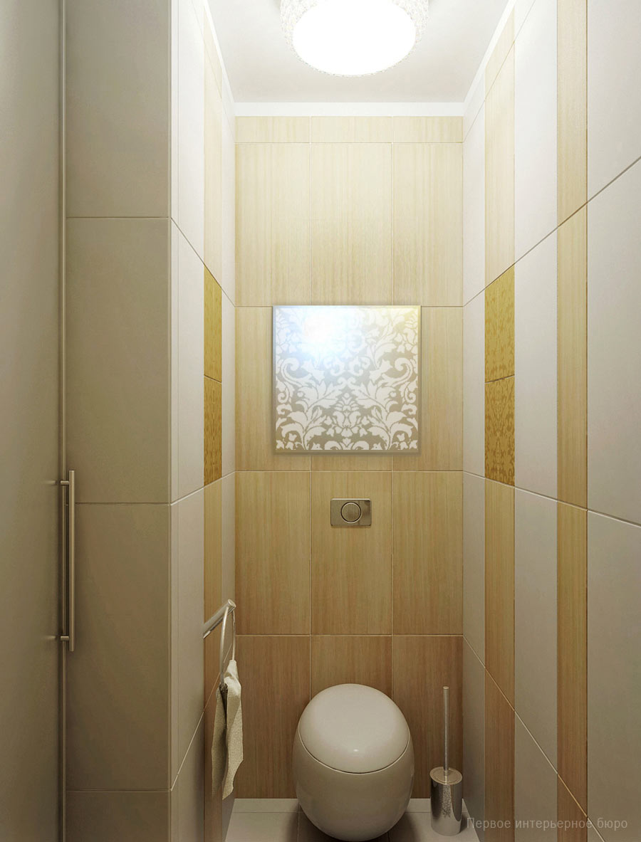 Image of: The House Face For Small Apartment Interior Layout Design Toilet-Design