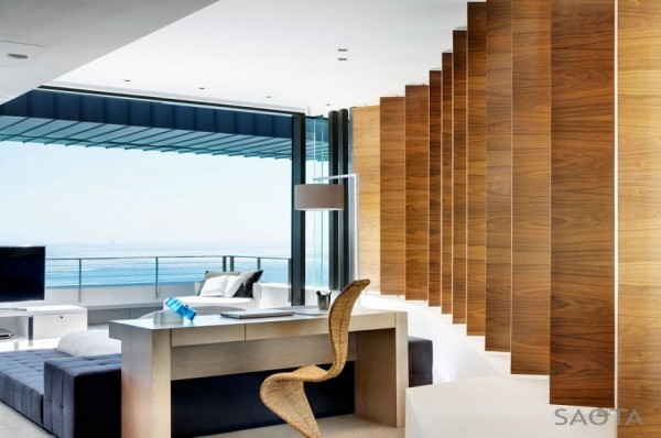 Image of: The House Face for Nettleton 199 House with Atlantic Ocean View Home-Office-with-Beach-View