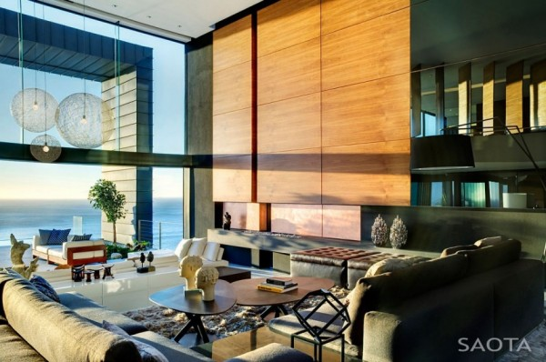 Image of: The House Face for Nettleton 199 House with Atlantic Ocean View Living-Room-Layout