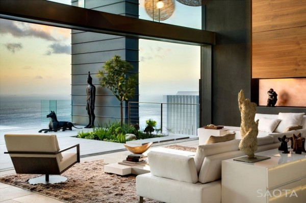 Image of: The House Face for Nettleton 199 House with Atlantic Ocean View Living-Room-with-Beach-View