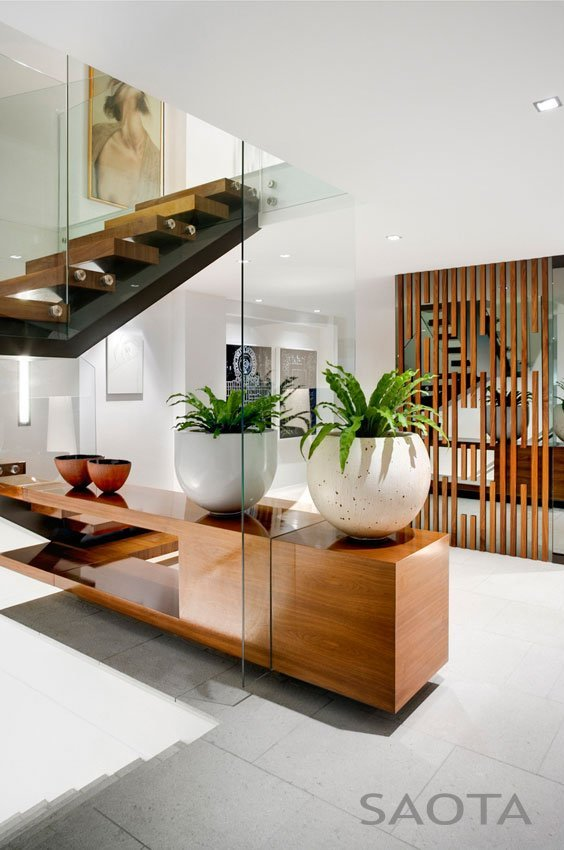 Image of: The House Face for Nettleton 199 House with Atlantic Ocean View Staircase-and-Interior