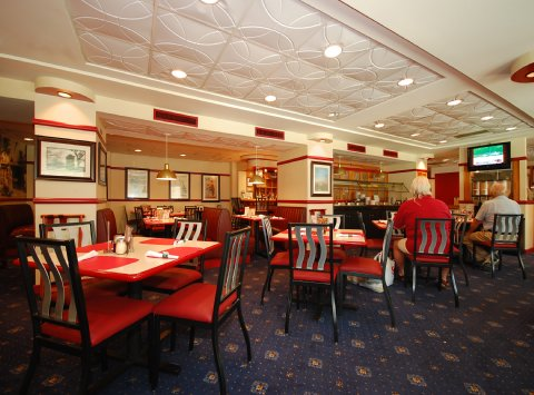 Image of: Best Western Rosslyn Iwo Jima Called Arlington Hotel Dining