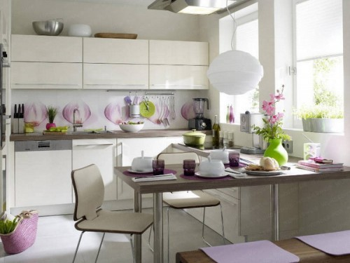 Image of: Kitchen Designs Ideas for your Small Space Kitchen with-Caml-Color