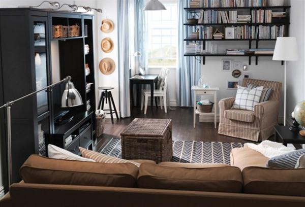 Image of: New Ikea Living Room Decorating Ideas For 2017 Smart