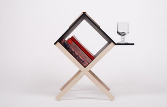 Image of: Original Furniture Pieces with Creative Design By Studio Voigt Dietrich view
