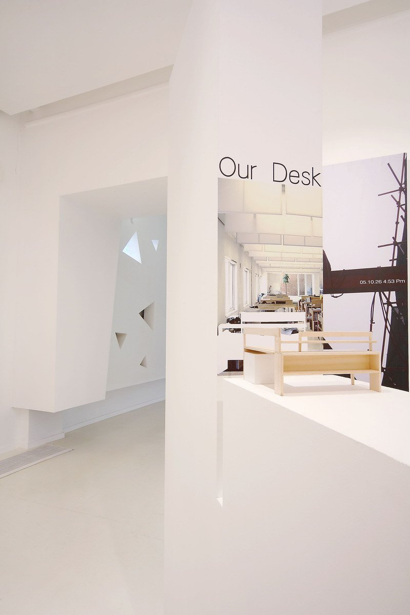 Image of: Contemporary Office Interior Called Mochen Office Interior in Beijing, China clean