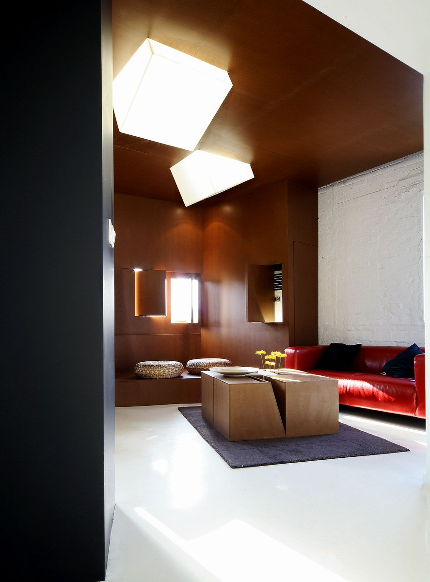 Image of: Guest-Room-Contemporary Office Interior Called Mochen Office Interior in Beijing, China