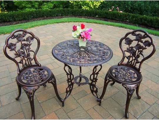 Image of: classic Patio Furniture Sets for Decorate your Outdoor Living