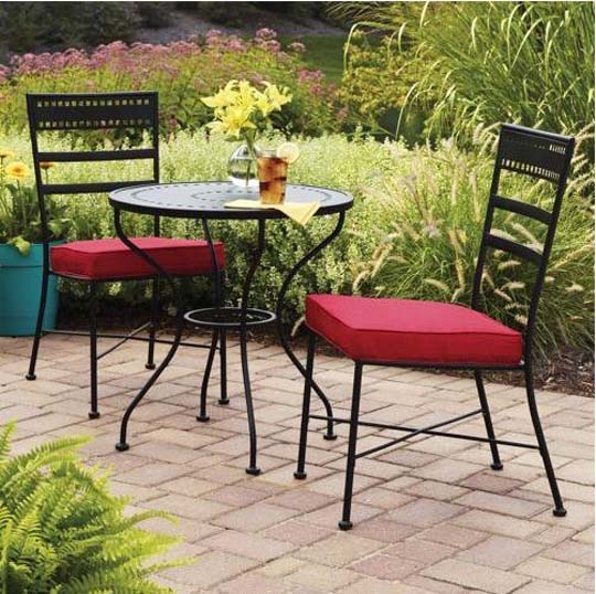 Image of: elegant Patio Furniture Sets for Decorate your Outdoor Living