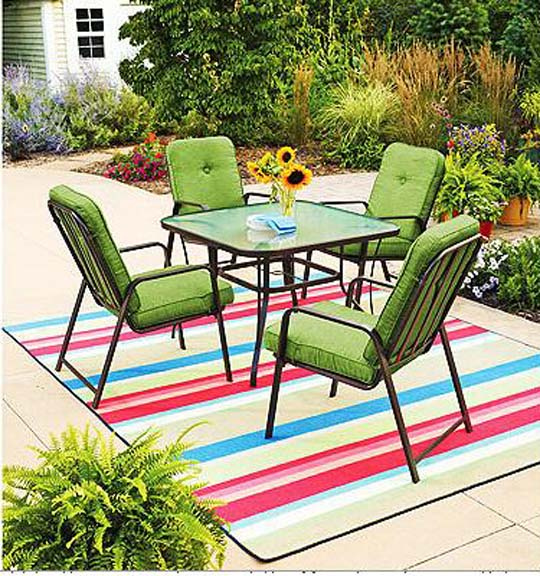 Image of: soft Patio Furniture Sets for Decorate your Outdoor Living