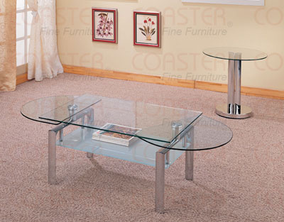 Image of: Glass Coffe Tables Ideas for Price $249,99