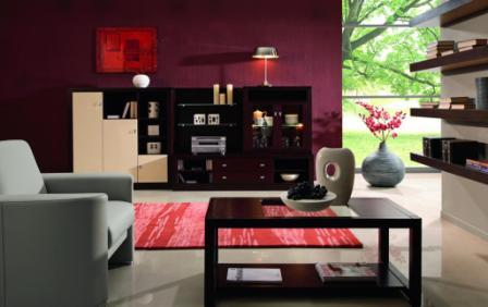 Image of: House Face Idea about 5 Retro Living Room  duo combi