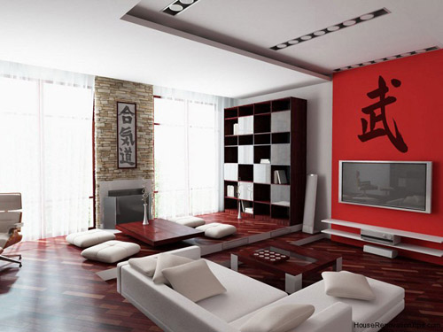 Image of: Best Japanese Interior Design Ideas