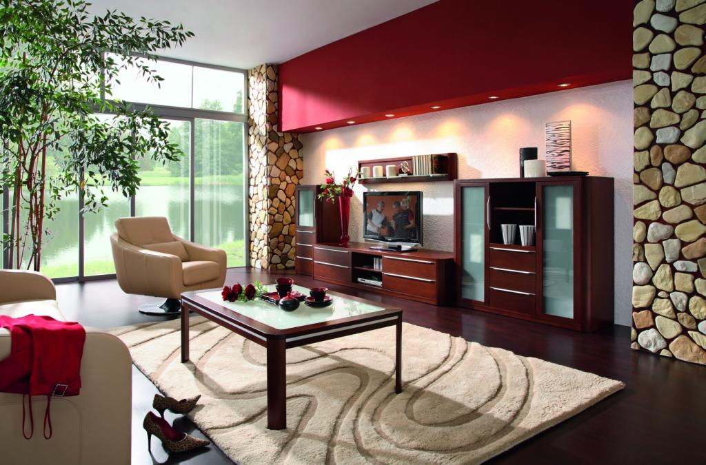 Image of: Top 5 Idea for Full Colour Living Room lanao salon