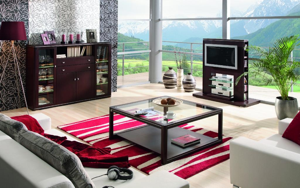 Image of: Top 5 Idea for Full Colour Living Room quattro salon