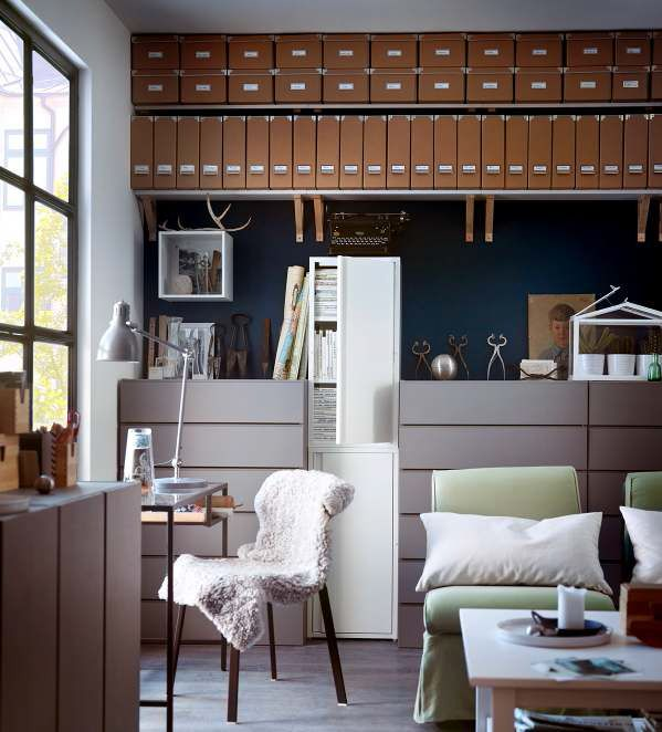 Image of: IKEA Workspace Design 2017 With 4 Top Idea View 1