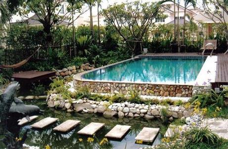 Image of: Small Swimming Pool Design for Ideas for You view 1