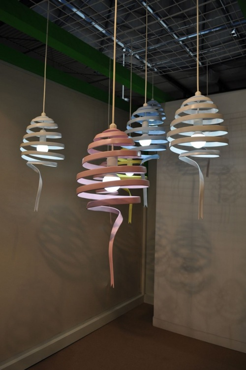 Image of: Contemporary Lamps Idea view The-Swing-Pendant-Light-by-Monochro-Design-Studio