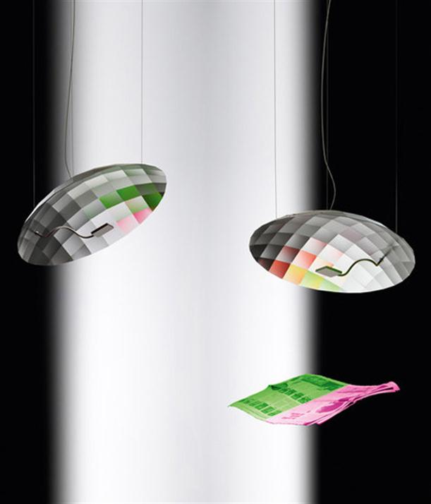 Image of: Ingo Maurer Interior Lighting Idea for You view Futuristic-Interior
