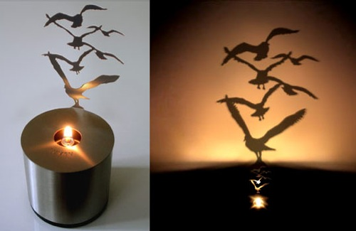 Image of: Room Lamps Idea with 10 Cool Designs view Aviary-Flock-Lumen-Lamp-by-Adam-Frank