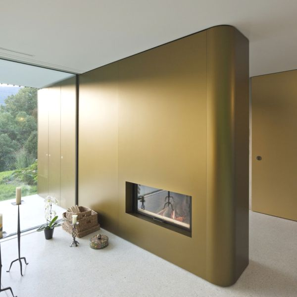 Image of: The Nature House view  wall