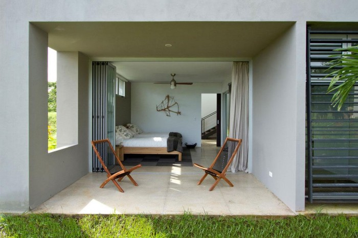 Image of: You Must Visit Tierra Villa Vacation Home in Costa Rica view Bedroom-with-lounge