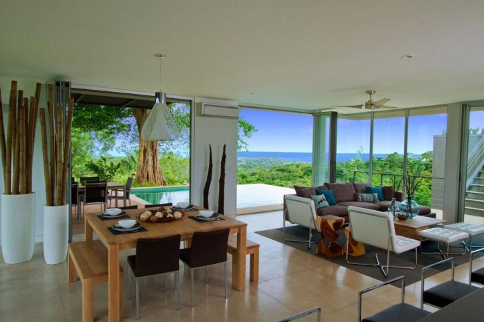 Image of: You Must Visit Tierra Villa Vacation Home in Costa Rica view living space