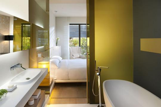 Image of: Bath Fixtures Ideas with Mandarin Oriental Modern Hotel
