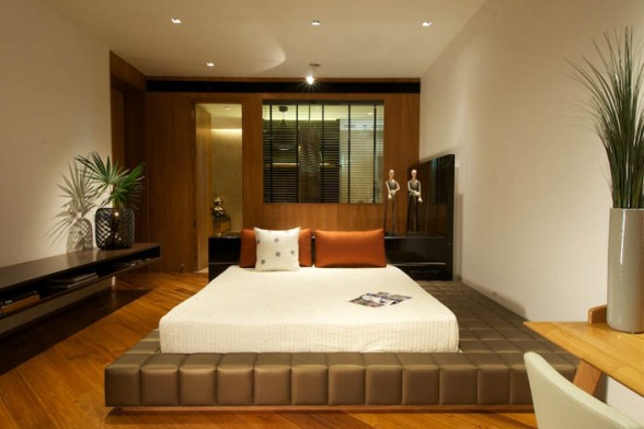 Image of: Bedroom in New Delhi