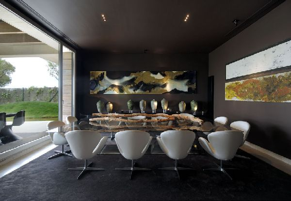 Image of: Dining-Room with Amazing Design Interior