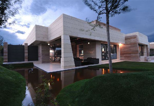 Image of: Elegant House by A-cero