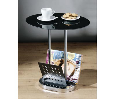 Image of: Glass Coffe Table idea