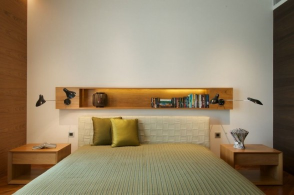 Image of: Main Bedroom in New Delhi
