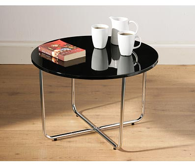 Image of: Modern Glass Coffe Table