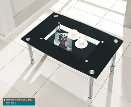 Image of: compact coffee table design