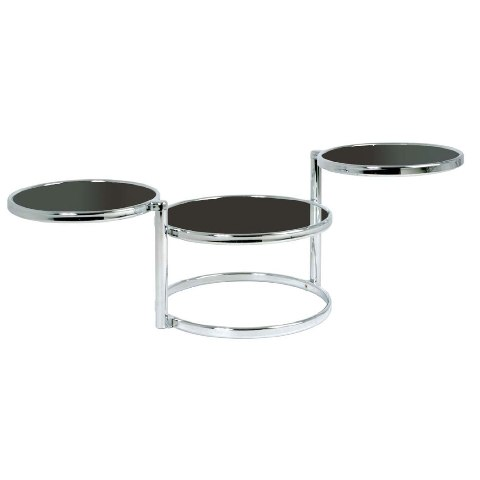 Image of: contemporary glass coffee table