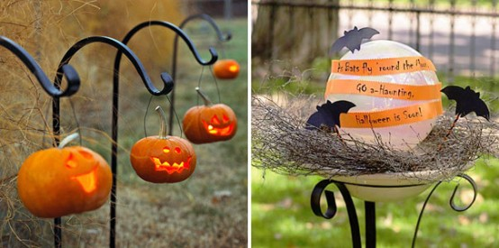 Image of: cool halloween decorations Ideas