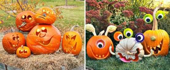 Image of: cute halloween decorations
