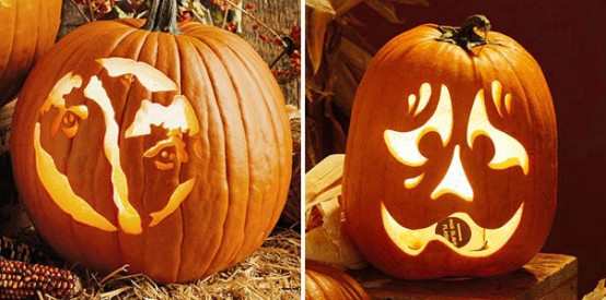 Image of: halloween pumpkin images