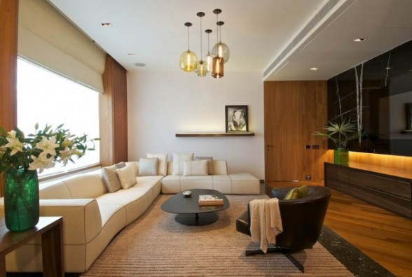 Image of: living room design in New Delhi