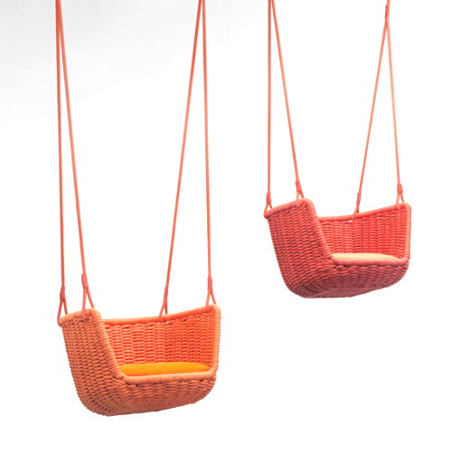 Image of: Simple Garden Swing Chair with Casual Style