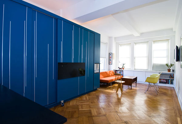 Image of: 41 Square meters Studio Apartment