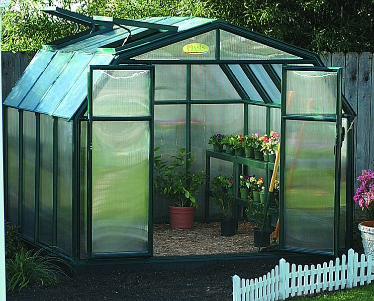 Image of: A Great Greenhouse