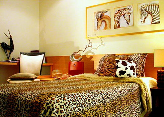 African Style Furniture for Bedroom