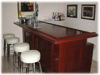 Image of: Bar for your Home