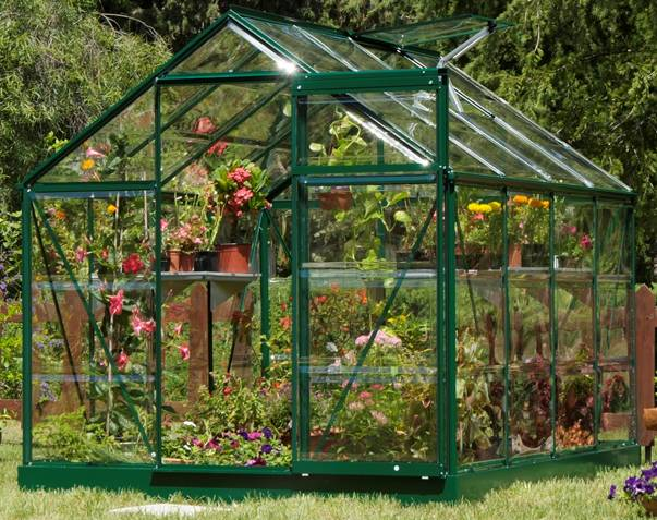 Image of: Beautiful Greenhouse