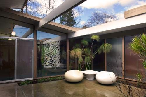 Image of: Best Courtyard Design Pictures