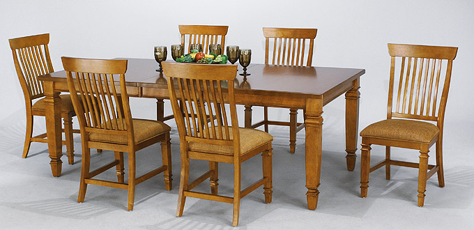 Cafe Farmhouse Dining Table