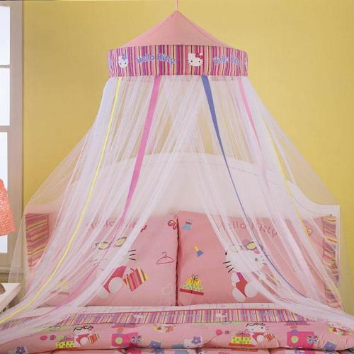 Image of: Canopy Bed Girls for Child