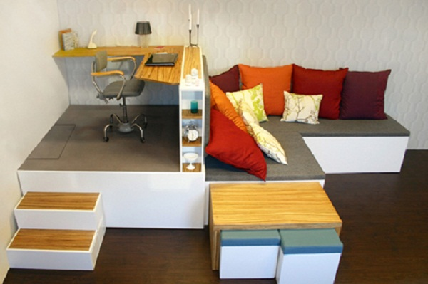 Compact Furniture Ideas for Small Space
